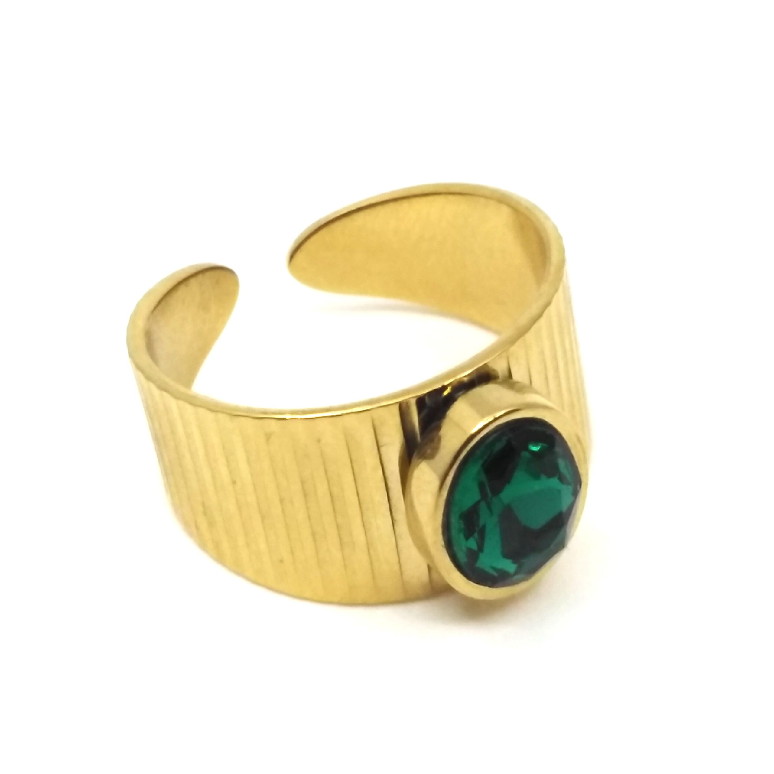 Ατσάλινο δαχτυλίδι 316L LEGOLA